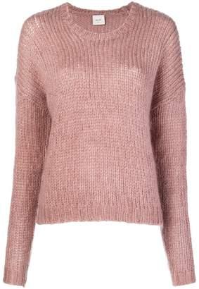 Alysi fuzzy sweater