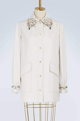 Acne Studios Josebe cotton jacket