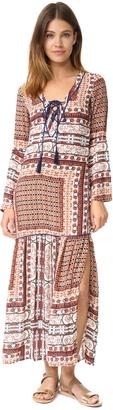 Cleobella Blaine Maxi Dress $225 thestylecure.com