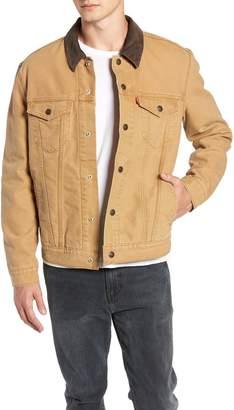 Levi's x Justin Timberlake Canvas Trucker Jacket