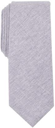 Bar III Men's Beach Solid Skinny Tie