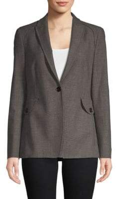 Akris Textured Notch Jacket