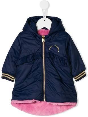 Little Marc Jacobs hooded rain jacket