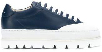 MM6 MAISON MARGIELA platform sole sneakers