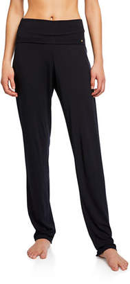 Hanro Yoga Fold Over-Waist Pants