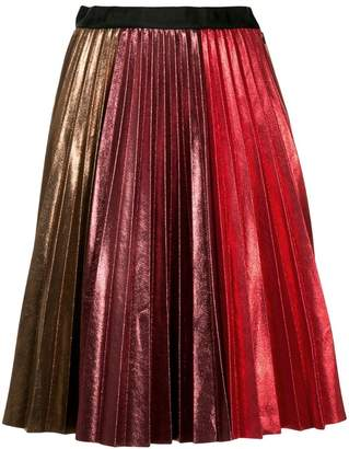Romance Was Born fortune teller pleat skirt