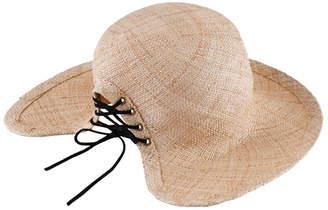 Justine Hats Straw Hat