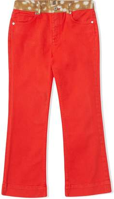 Burberry Japanese denim jeans