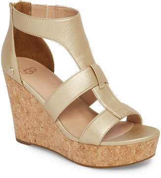 UGG Whitney Platform Wedge Sandal