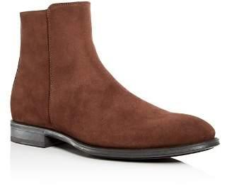 Aquatalia Men's Daniel Weatherproof Suede Boots