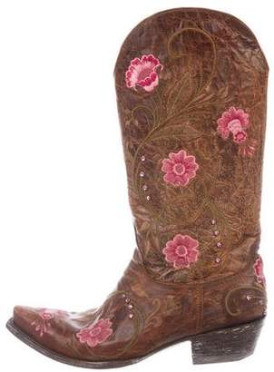 Old Gringo Embroidered Cowboy Boots