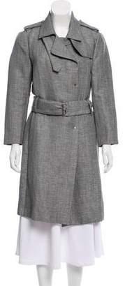 Theyskens' Theory Casual Woven Jacket