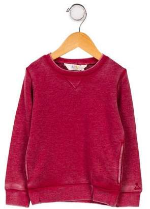 Little Eleven Paris Boys' Crew Neck Sweater w/ Tags