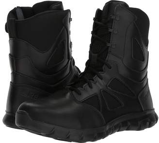 Reebok Work Sublite Cushion Tactical 8 Boot Men's Boots