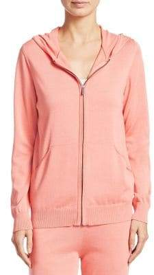 Gentry Portofino Zip-Front Jacket