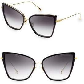 Dita Eyewear 59MM Sunbird Cat-Eye Sunglasses