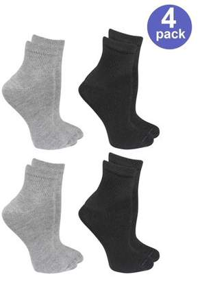 Dr. Scholl's Women's Relaxed Fit Ankle Socks 4 Pair