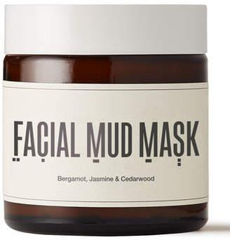 Maapilim Facial Mud Mask - Bergamot, Jasmine & Cedarwood, 3.7 oz./ 109 mL