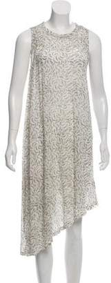 Elizabeth and James Vinnie Printed Dress w/ Tags