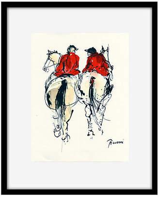 The Portfolio Collection Bella Pieroni - Equestrian IX Art