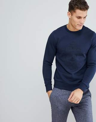 Jack and Jones Sweat With Embroidered Logo