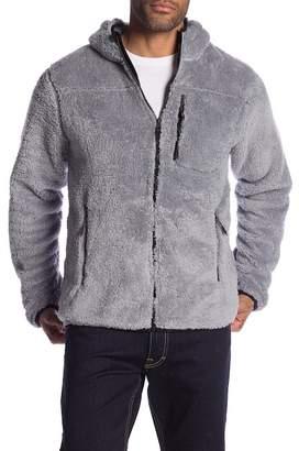 Hawke & Co Hi Loft Fleece Teddy Jacket