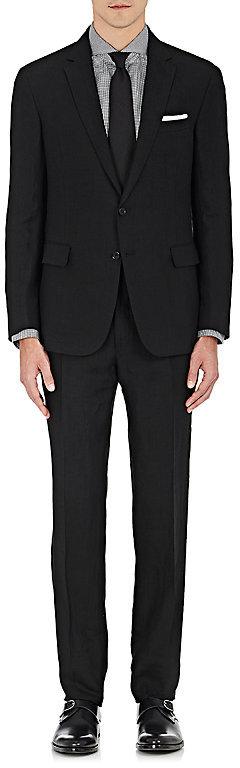 Ralph Lauren Purple LabelRalph Lauren Purple Label Men's Nigel Linen Two-Button Suit