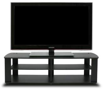 Furinno 11191BK THE Entertainment Center TV Stand