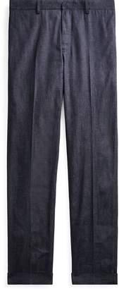 Ralph Lauren Denim Suit Trouser
