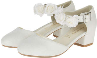 Monsoon Olivia Corsage Strap 2 Part Charleston Shoes