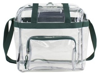 clear Eastsport Stadium Approved Tote