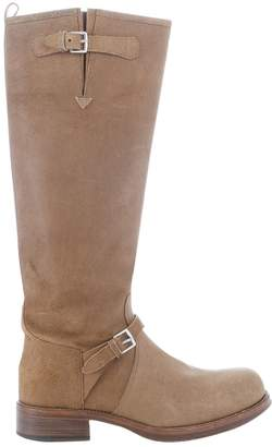 504c7b566 Camel Suede Boots - ShopStyle UK