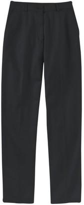 L.L. Bean L.L.Bean Women's Wrinkle-Free Bayside Pants, Original Fit