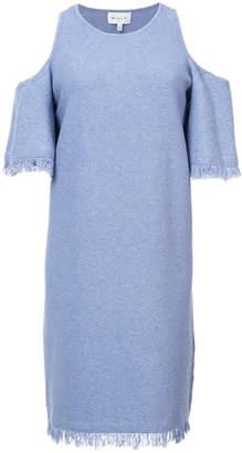 Milly cold shoulder dress