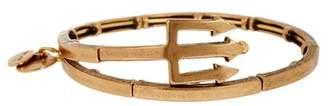 Alex and Ani Trident Wrap Bracelet
