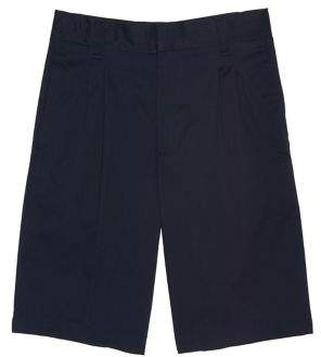 French Toast Boy's Pleated Straight Shorts