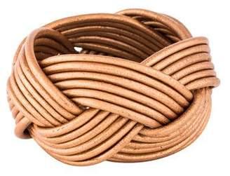 Reed Krakoff Braided Leather Bracelet