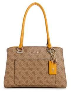 76f6b290ab36 Brown Guess Handbags - ShopStyle Canada