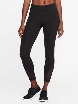 High-Rise Go-Dry 7/8-Length Leggings for Women $32.99 thestylecure.com