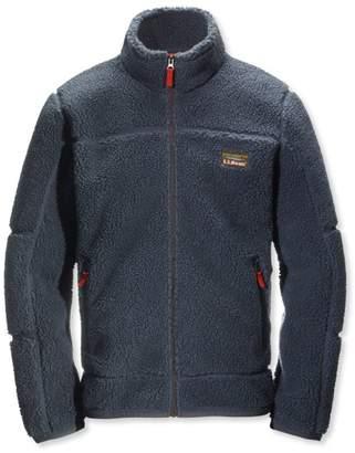 L.L. Bean Mountain Pile Fleece Jacket - ShopStyle Men