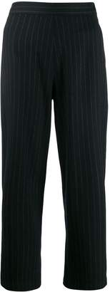 Odeeh pin stripe trousers
