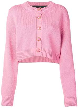 Marc Jacobs cropped knit cardigan