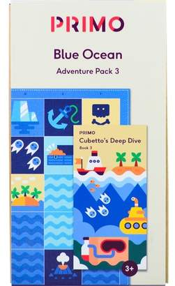story. Ocean Primo Toys Map & Book