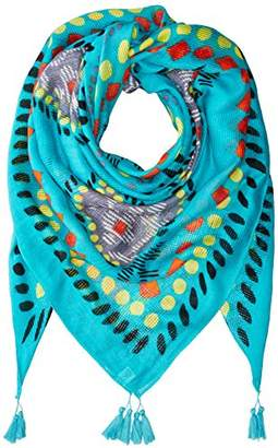 Vera Bradley Oversized Square Resort Scarf