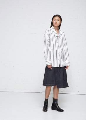 Delada Low Collar Shirt