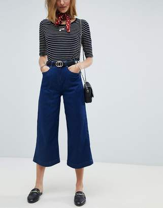 Maison Scotch Designers Favorite Wide Leg Jeans