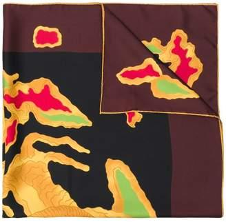 Valentino printed scarf
