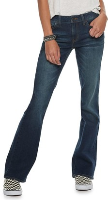 So Low So Juniors' Rise Bootcut Jeans