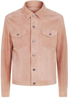 Dunhill Suede Jacket