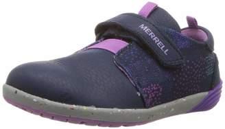 Merrell Boy's Bare Steps Sneaker Shoe